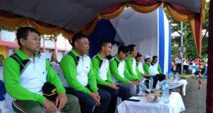 foto jajaran forkopimda saat menghadiri acara HPN 2020 (foto:pojoksuramadu.com)