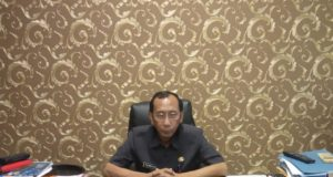 Humas Satuan Tugas Percepatan Penanganan Covid-19 Sumenep Ferdiansyah Tetrajaya ( Foto : Pojoksuramadu. com )