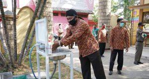 Foto : Kepala Dinas Pendidikan Kabupaten Sumenep Carto ( Pojoksuramadu. com)